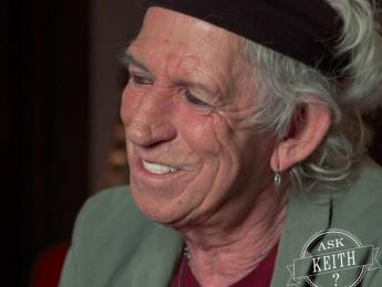 Pregúntale a Keith Richards