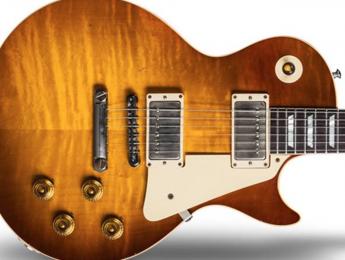 Gibson anticipa el lanzamiento de la Mark Knopfler 1958 Les Paul