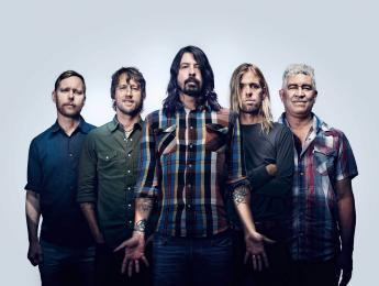 Foo Fighters en el Mad Cool 2017 de Madrid