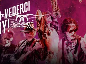 "Aerosmith anuncia la gira de despedida ""Aero-Vederci Baby!"""