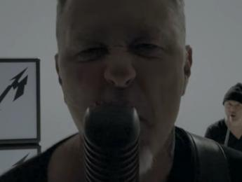 Avalancha de nuevos vídeos de Metallica