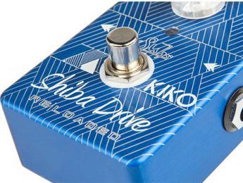 Kiko Shiba Drive ReLoaded, pedal signature de Kiko Loureiro