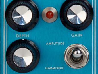 Tremolo, el nuevo pedal de efecto de Supro