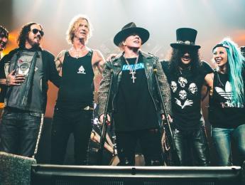 Guns N' Roses por fin en España