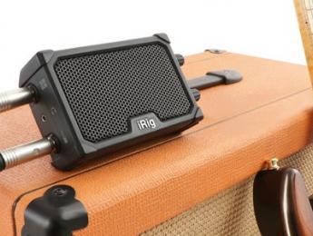 iRig Nano Amp:microampli, interfaz de audio y cabezal de guitarra, todo en uno