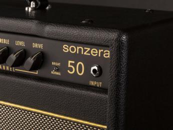 PRS Sonzera, nuevos amplificadores a válvulas