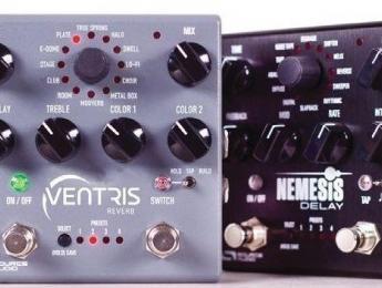 Ventris de Source Audio, un multiefecto digital dedicado a la Reverb