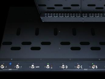 Dingbat PX de Voodoo Lab, base para pedales y router true bypass