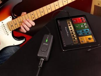 iRig Pro I/O y Acoustic Stage de IK Multimedia, sus nuevos accesorios de grabación para guitarra