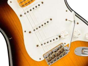 Fender Journeyman Relic Eric Clapton, la nueva guitarra de mano lenta