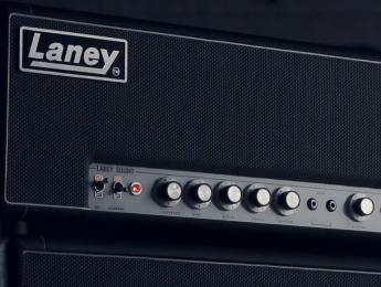 Black Country Customs (Laney) recrea el amplificador de Tony Iommi