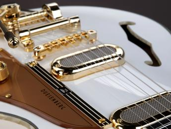 NAMM 2017: Aún más guitarras