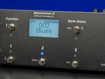 RJM Mastermind LT, un controlador MIDI más asequible