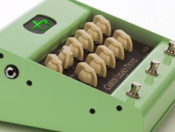 Legacy Drive, el amplificador Carvin de Steve Vai en formato pedal