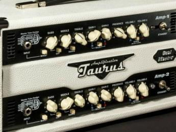 Taurus Dual Master, un ampli en el que pueden tocar dos guitarristas a la vez