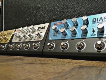 Bias Delay y Bias Modulation, primeras imágenes de los prototipos