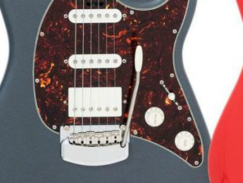 Las guitarras Stingray y Cutlass de Music Man, renovadas