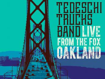 "Tedeschi Trucks Band ""Live from the Fox Oakland"", nuevo CD/DVD"