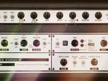 Fuchs Overdrive Supreme, nuevo plugin de emulación de amplis de Brainworx