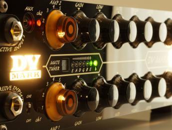EVO 01, Micro 50 M y Micro 50 CMT, los microcabezales de guitarra de DV Mark