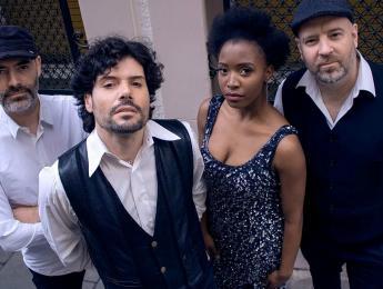 Bajo los focos: The Teasers Blues Band