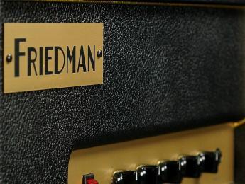 Friedman Dirty Shirley y Pink Taco, nuevos amplificadores de 20 W y pedales a válvulas