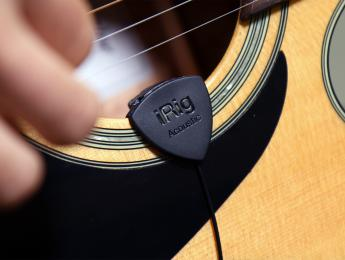 Review de iRig Acoustic Stage, de IK Multimedia