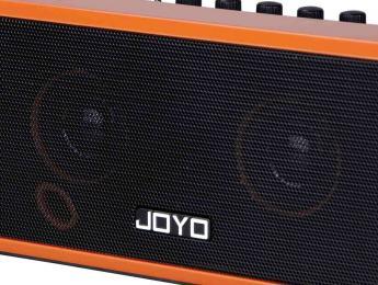 Joyo Top Gt, un altavoz Bluetooth para guitarristas