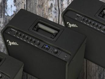 Fender Mustang GT, nueva versión de la popular línea de amplificadores