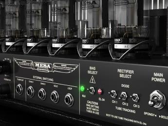 ¿Qué es el loop (bucle) de efectos de un amplificador?