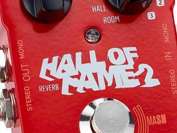 Hall Of Fame 2: ¿habrá una nueva reverb de TC Electronic?