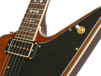 Epiphone Lee Malia Explorer, modelo signature del guitarrista de Bring Me The Horizon