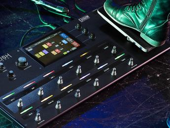 Review de Headrush Pedalboard, multiefectos con control táctil