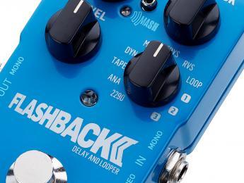 Flashback 2, la renovación del pedal de delay de TC Electronic