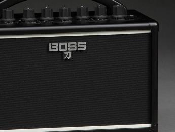 Boss Katana Mini, un amplificador de sobremesa analógico y con tres canales