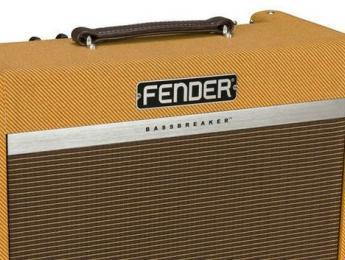 Fender Bassbreaker 15 en edición limitada con acabado Tweed