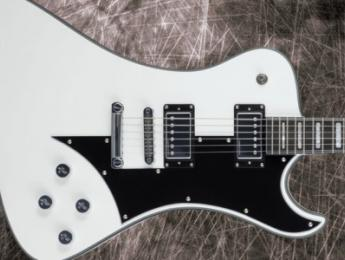 Hagstrom Fantomen, guitarra signature de Ghost