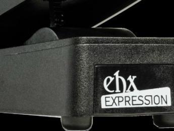 Electro-Harmonix Expression, un nuevo pedal de expresión con reducción de peso