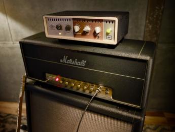 Universal Audio Ox Amp Top Box: caja de carga, atenuador y emulador de altavoces