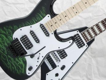 Jackson: nuevas guitarras signature de Scott Ian y Adrian Smith