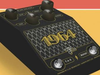 Massive Unity 1964 T.A.E., un preamplificador inspirado en el sonido Vox