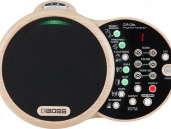 Boss DR-01S, caja de ritmos para guitarristas acústicos
