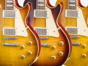 Gibson Custom Burstdriver Les Paul Standard, una guitarra con overdrive incorporado