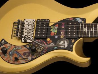 PRS S2 Vernon Reid Vela, nueva guitarra signature del guitarrista de Living Colour
