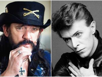"""Escucha a Mötorhead versionando """"Heroes"""" de David Bowie"""