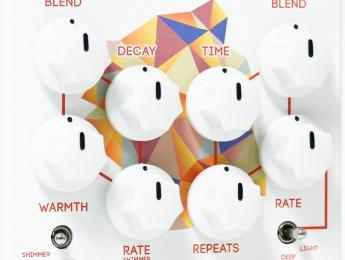 Caverns Delay Reverb V2, delay y shimmer reverb en un solo pedal