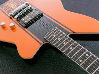SuperRev, una guitarra en edición limitada de Reverend Guitars