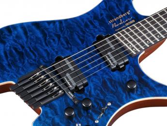 Boss V-BDN, guitarra y sintetizador con diseño Strandberg
