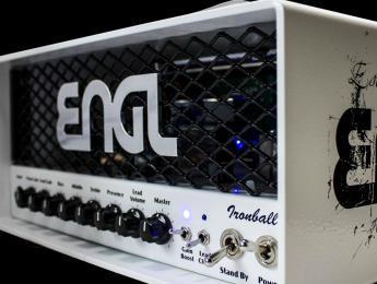 Engl Ironball: nuevas versiones en color blanco y en formato combo