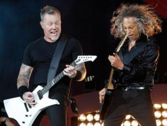 El equipo de Metallica en 2017, pieza a pieza